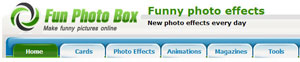 Free Online Image Editor - funphotobox