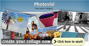 Free Online Image Editor - photovisi