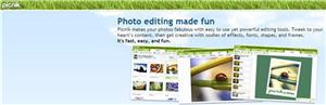 Free Online Image Editor - picnik