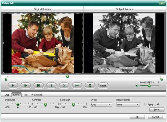 best DVD ripper - convert DVD to AVI MP4 MPEG for iPhone, iPod, PS3, Zune, PSP