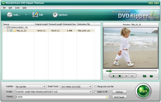 Convert DVD to Windows Movie Maker